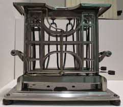 History Of Kitchen Appliances Filetoaster Universal Model E947 C 1915 Landers Frary And