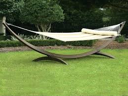 hammock stand hammock chair stand diy