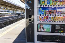 How Many Vending Machines In Tokyo Interesting Vending Machines In Train Station Editorial Photography Image Of