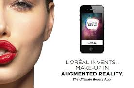 l oréal paris makeup genius app