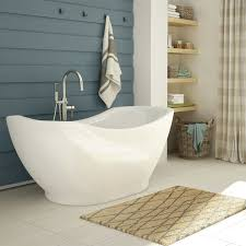 bathtubs idea glamorous 4 5 ft bathtub home appliances with mat and capstock and towels and