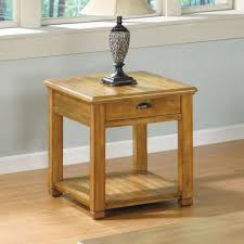 oak end tables. Furniture:Table Fascinating Round Oak End Tables For High Definition Dark Wood Accent Light Pedestal