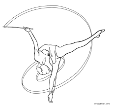 Our unique coloring pages are great for adults who have an inner kid too! Free Printable Gymnastics Coloring Pages For Kids