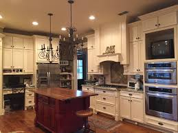Traditional Kitchen with Aspen Collection 36