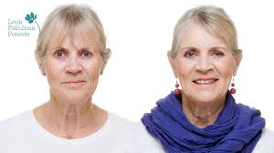 makeup for older women define your eyes and lips over 70 howtoshtab how to lifehacks tips and tricks