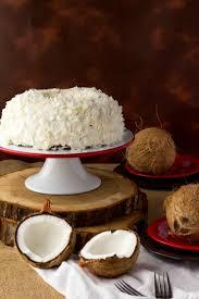 Coconut Cake Recipe The Bearfoot Baker