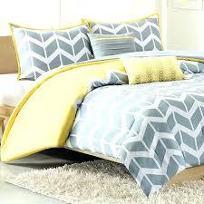 black twin comforter set black and white chevron bedding chevron print twin comforter set yellow photo