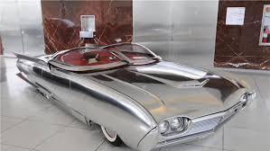 1961 FORD THUNDERBIRD CUSTOM ROADSTER THUNDERFLITE | DriveTribe