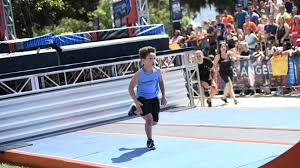 "Charlie Ball to compete on ""American Ninja Warrior Junior"""