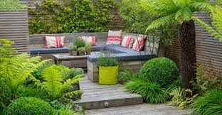 Small Picture Modern Garden Design Ideas To Try In Small Gardens Dfeeeda