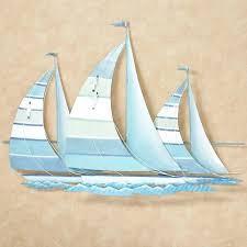 sailboat wall decor medium size of 2 person sailboat with sailboat wall decor plus electric drive sailboat wall decor
