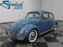 Light Blue Beetle For Sale 1963 Volkswagen Beetle For Sale Classiccars Com Cc 1029200