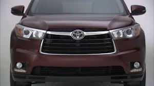 ACTUAL VIDEO - 2014 Toyota Highlander Crossover COMMERCIAL ...