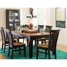 art van dining chairs. plain dining casual and rustic charm is found in the details of this two toned  distressed finish holland housedining room artfurniture  throughout art van dining chairs