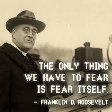 Which Famous Quote Describes Your Life Quiz Social Inspiration Famous Quotes About Fear
