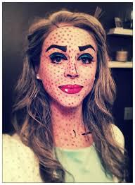 black brows for vire makeup ideas via