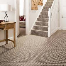 This striking loop pile carpet offers great textured variation and its  designs can really liven up a neutral colour scheme, especially when the  design ...
