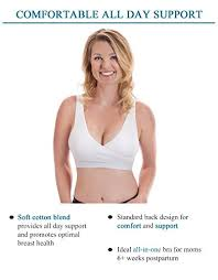 Its Back Classic Pump Nurse Nursing Bra With Built In