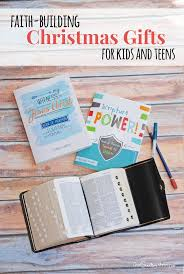 this year give meaningful gifts that help kids and s build faith onecreativemommy