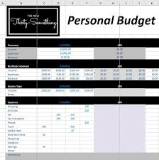 Biweekly Budget Template Budget Template Weekly And Biweekly Etsy