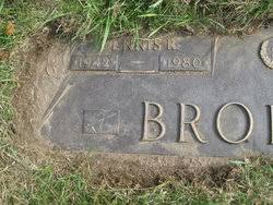 """Dennis Russell """"Butch"""" Bronson (1942-1980) - Find A Grave Memorial"""