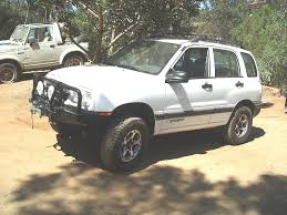 99 Chevy Tracker Build Up - Suzuki Forums: Suzuki Forum Site