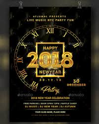 New Year Flyers Template 45 Premium And Free New Years Eve Flyer Psd Templates For