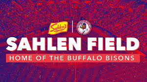 Buffalo Bisons Field Seating Chart Sahlen Field The New Home Of The Herd Buffalo Bisons News