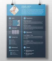 resume psd psd resume templates