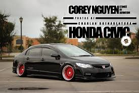 Corey Nguyen's Civic SI - Slammedenuff?
