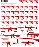 Gun Identification Chart Mysterious Photograph Collection