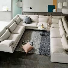 awesome best 25 u shaped sectional ideas on u shaped couch u throughout u shaped sectional sofas modern