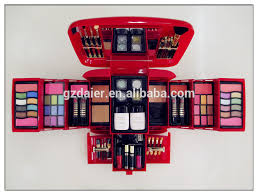 c 877 kmes estic set makeup kit with blusher eyeshadow palette