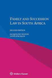 Family Law in South Africa: Jacqueline Heaton, Anneliese Roos ...