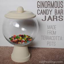 Decorated Candy Jars Craftionary 57