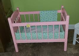 Wooden Toy Baby Cribs - Image Of Crib Myimaged.Co