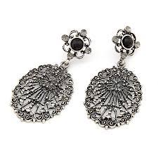 nadia chandelier earrings