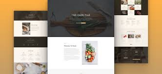 dl layouts download a beautiful free divi restaurant layout pack elegant
