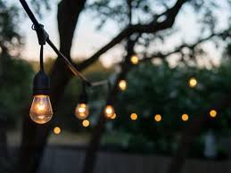 creating ambience best outdoor string lights