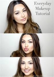 everyday makeup tutorial easy effortless glam