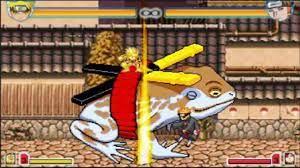 Naruto (Sage Mode) vs Akatsuki | Bleach vs Naruto 2.6