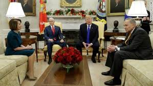 The office the meeting Scene Trump Pelosi Spar In Oval Office Meeting Huffpost Video Shows Trump And Pelosi Sparring In Oval Office Meeting Cnn Video