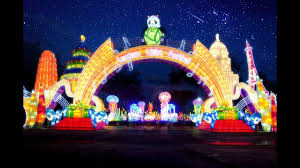 Alameda County Fairgrounds Christmas Lights Chinese Lantern Festival At Solano County Fairgrounds