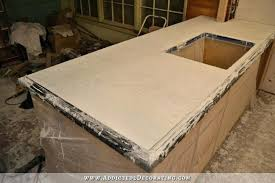 build concrete countertop concrete counters sand seal wax and enjoy for sealing concrete renovation build concrete countertop forms diy concrete countertops