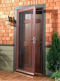 andersen full view storm door full view storm door doors