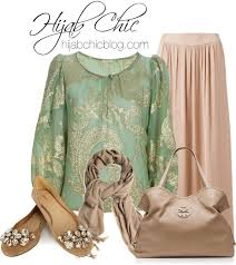 Hijab Style: <b>Yves Saint Laurent Blouse</b> in 2020 | Modesty fashion ...