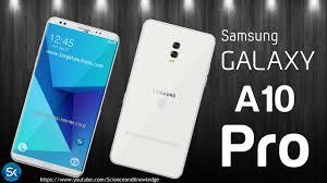 Samsung Galaxy A10 Pro 2017 Price