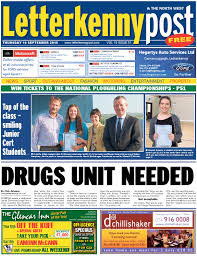 Letterkenny Post 10 09 15 By River Media Newspapers Issuu