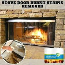 furnace door e stain remover gas