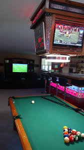 pool table bar. Great Pool Table Light With Lighted Bar